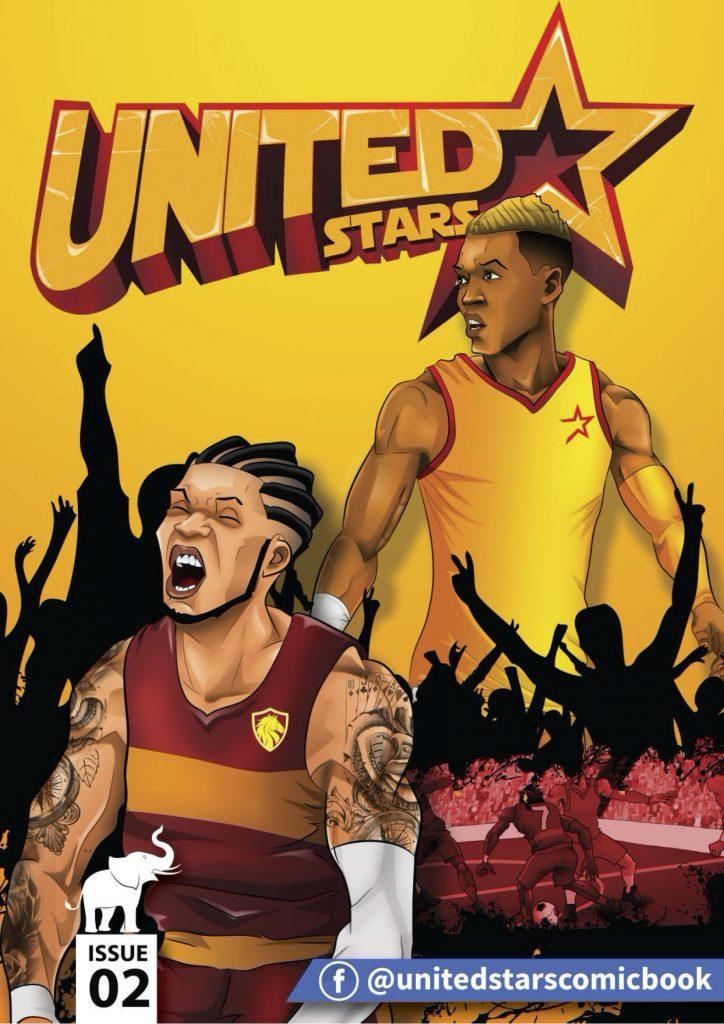 United Stars Comic book