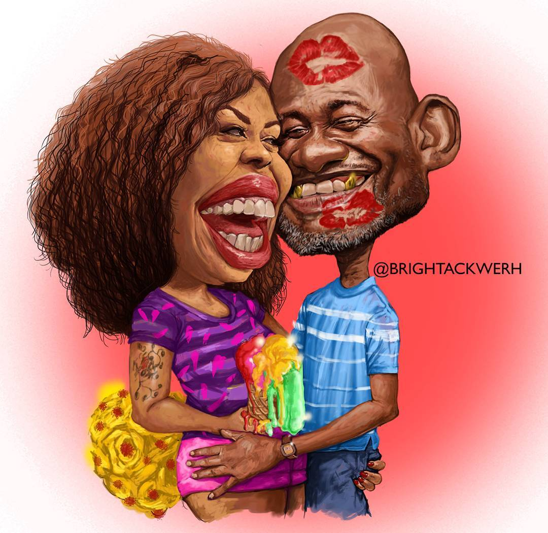 Bright Ackwerh on Kennedy Agyapong and Afia Schwarzenegger's love war.
