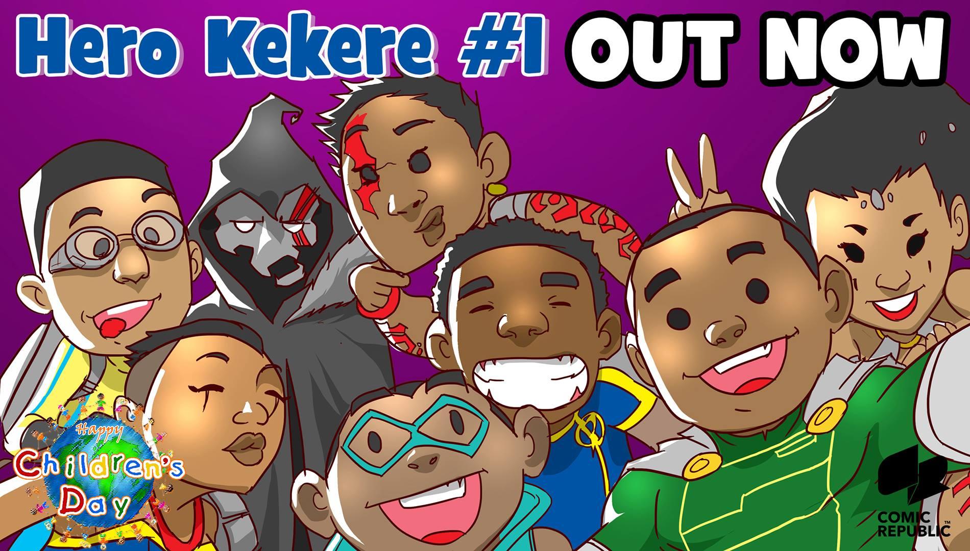 Hero Kekere is Ghenghenstic!