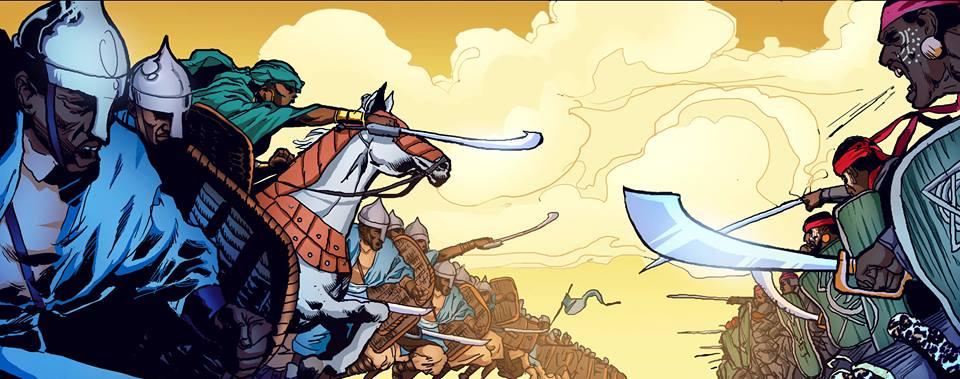 Malika warrior queen battle-royale