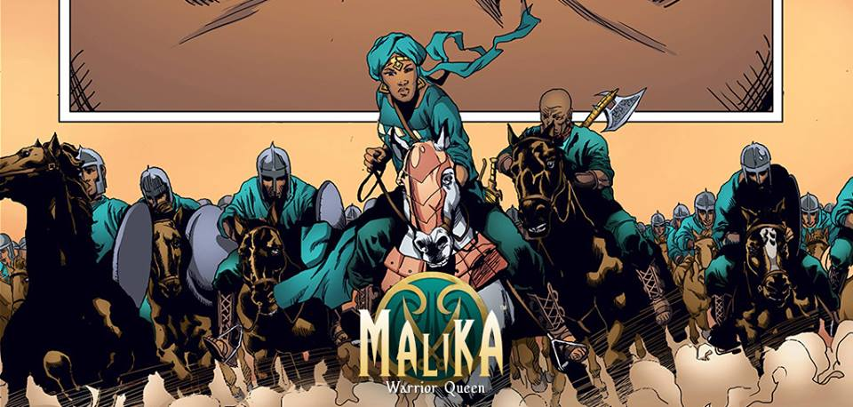 Warrior Queen Malika Needs Your Support – This is Why and How You Should Help