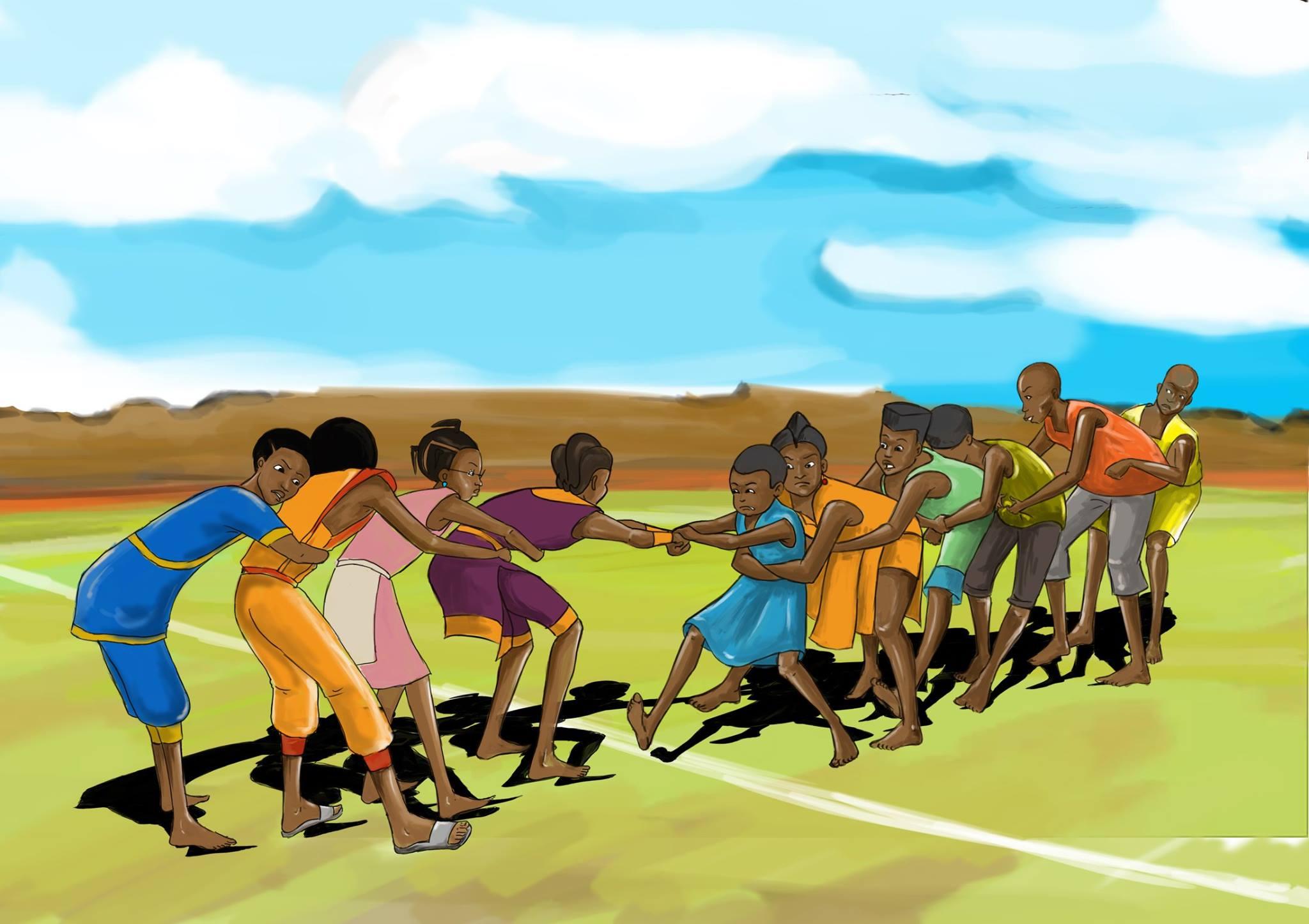Tug of Peace afrogames