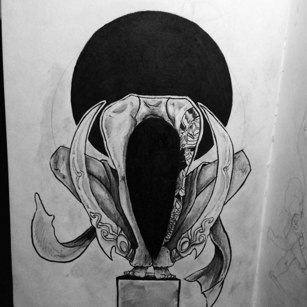 The Blind Robin by Chileshe K-Slayer Tembo