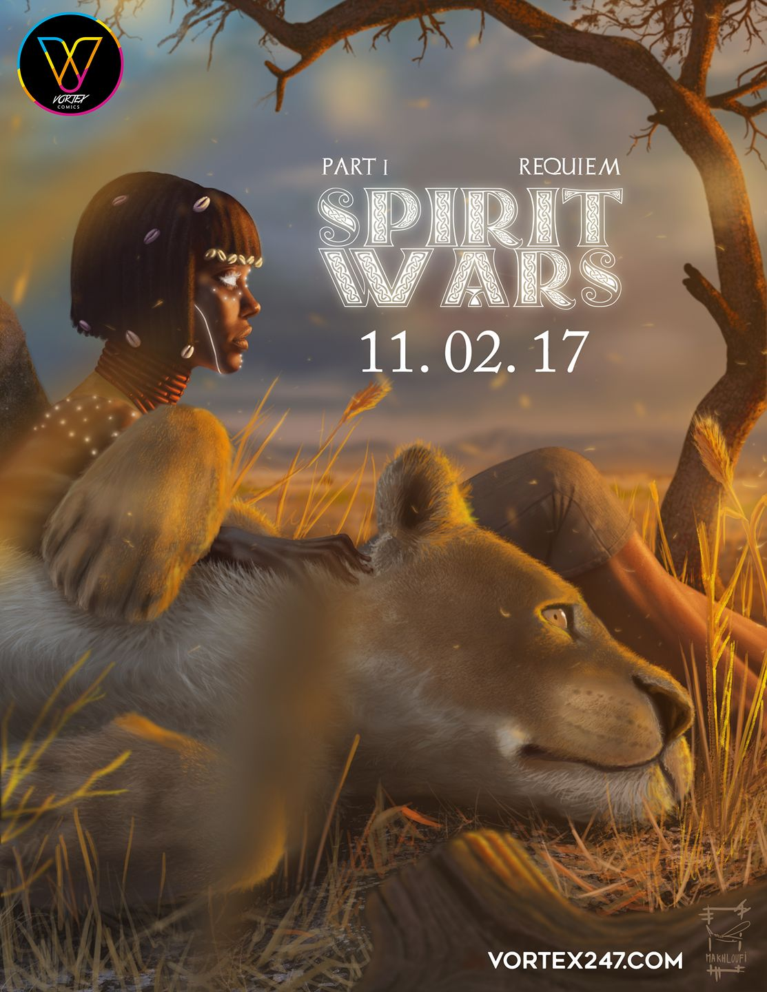 Spirit Wars Is The Biggest African Comic Crossover Event of 2017