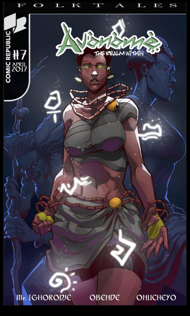 Avonome cover art
