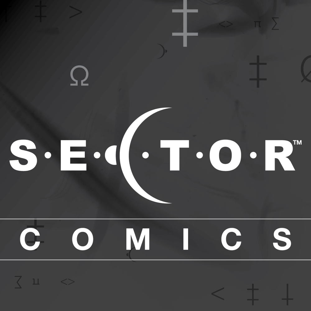 Sector Comics South African comic anthology