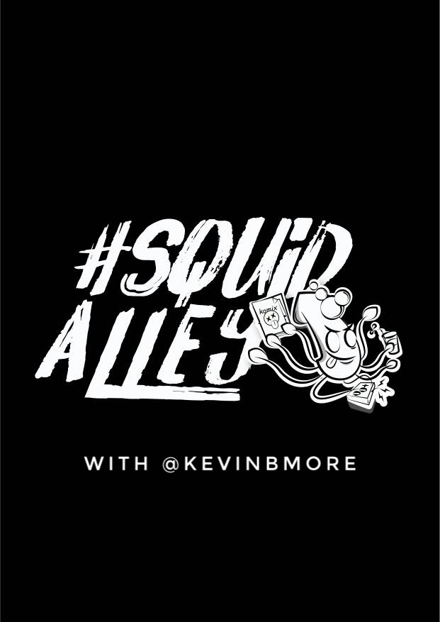 Squid Alley With Kevin Blackmore