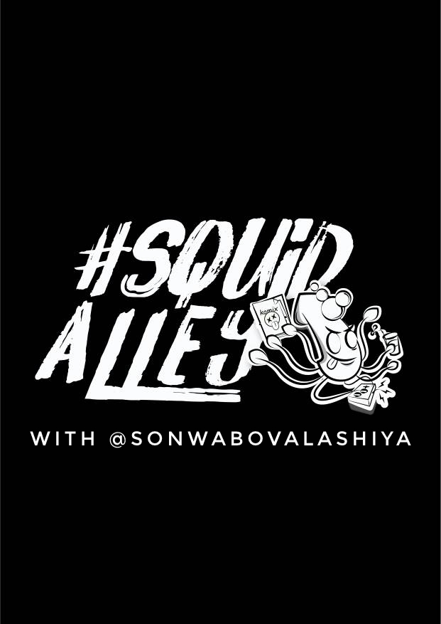 "Squid Alley with Sonwabo ""Sonik"" Valashiya"