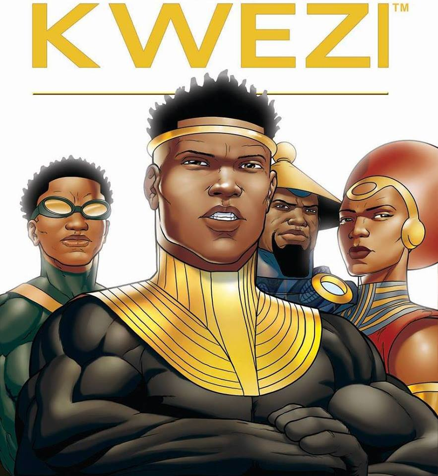 The Kwezi Animation Signals Exciting Times Ahead For African Comic Books