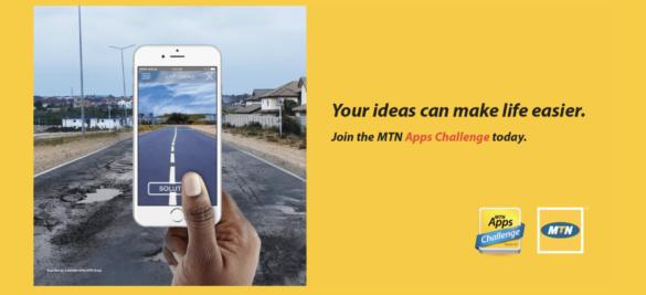 MTN Apps Challenge 5 banner