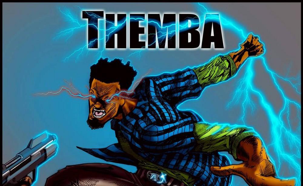 Introducing Themba: Zimbabwe's Latest ComicHero