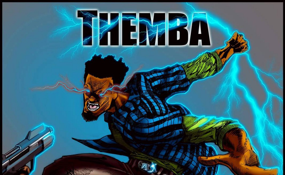 Introducing Themba: Zimbabwe's Latest Comic Hero
