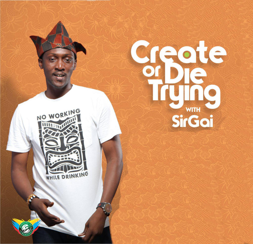 Create or Die Trying with Sir Gai digital art podcast