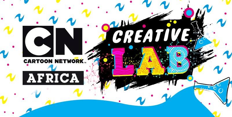 Cartoon Network Africa Creative Lab banner