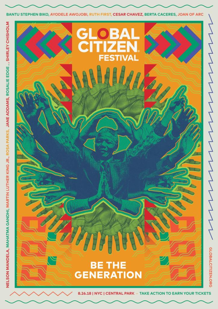 Be the Generation Global Citizen submission by @artandsuchevan