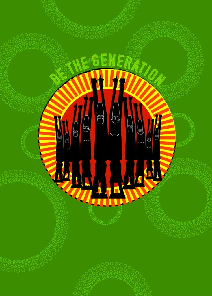 Be the Generation Global Citizen submission by @heloiseb