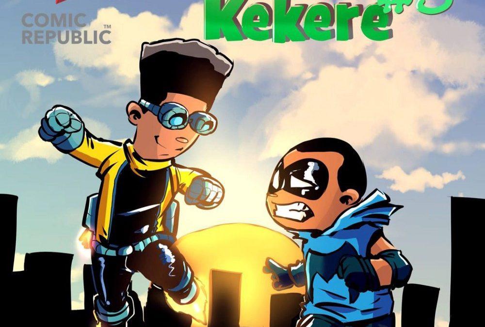 Cassandra Mark on Lessons Learned Writing Hero Kekere for Comic Republic