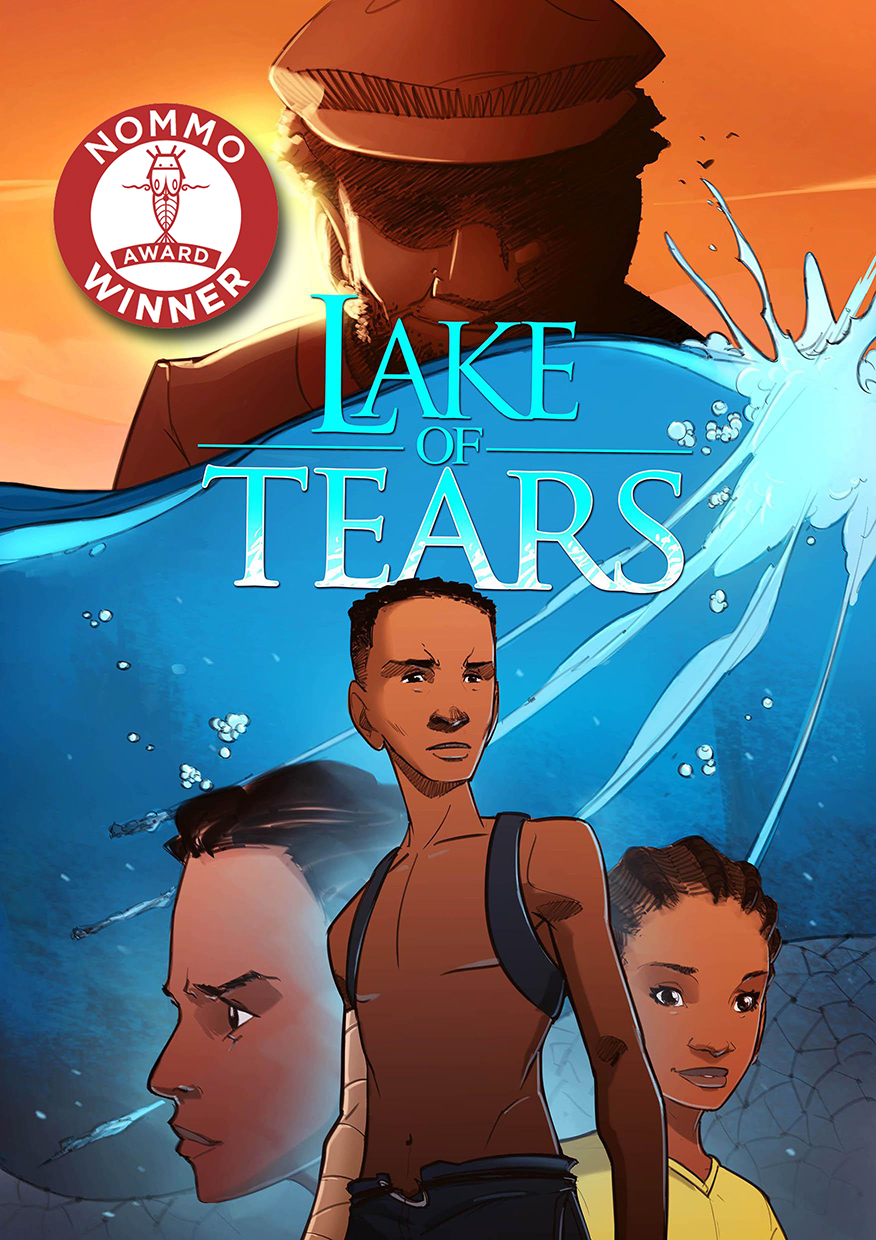 Lake of Tears Wins NOMMO Award for Best Graphic Novel