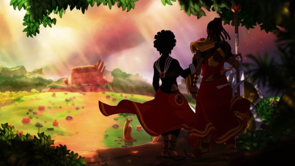Aurion Legacy of the Kori-Odan video game