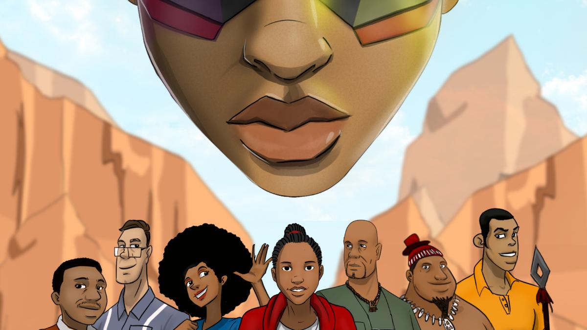 Leti Arts Launches Karmzah: Ghana's First Cerebral Palsy Superhero Comic