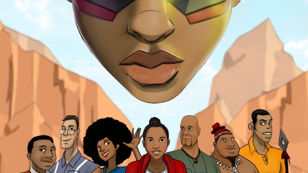Leti Arts Launches Karmzah: Ghana's First Cerebral Palsy Superhero Comic