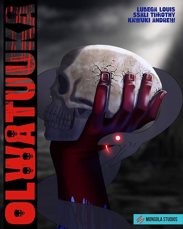 Cover of Olwatuuka by Louis Lubega for Mongola Studios