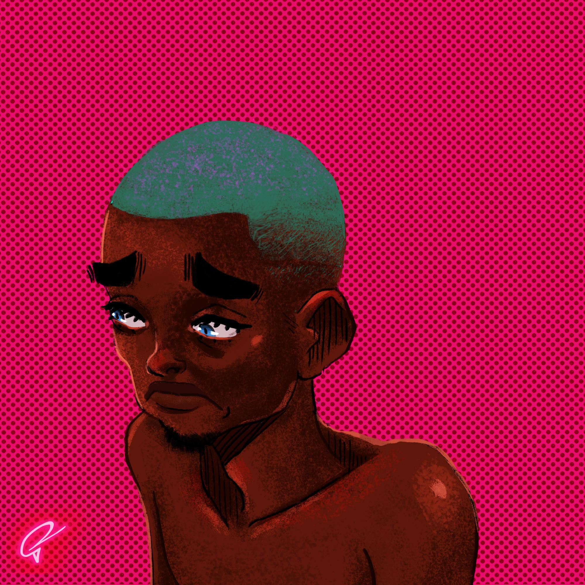 Sad by Shika