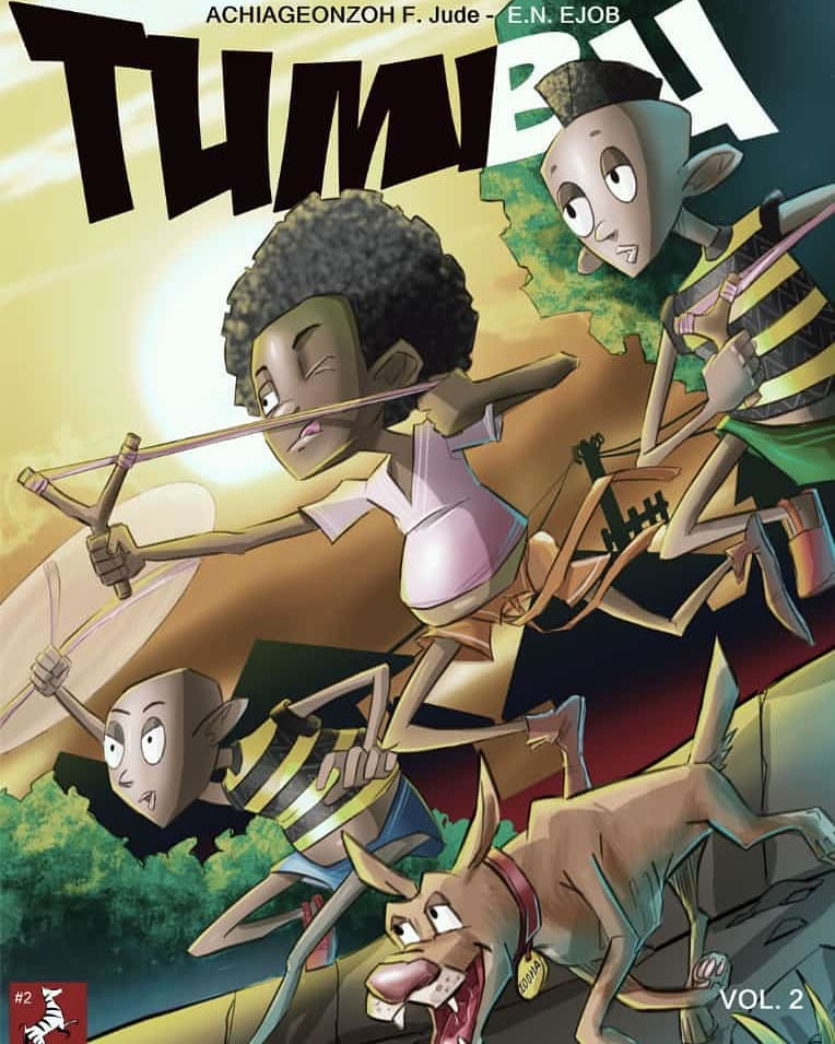 Tumbu by Zebra Comics
