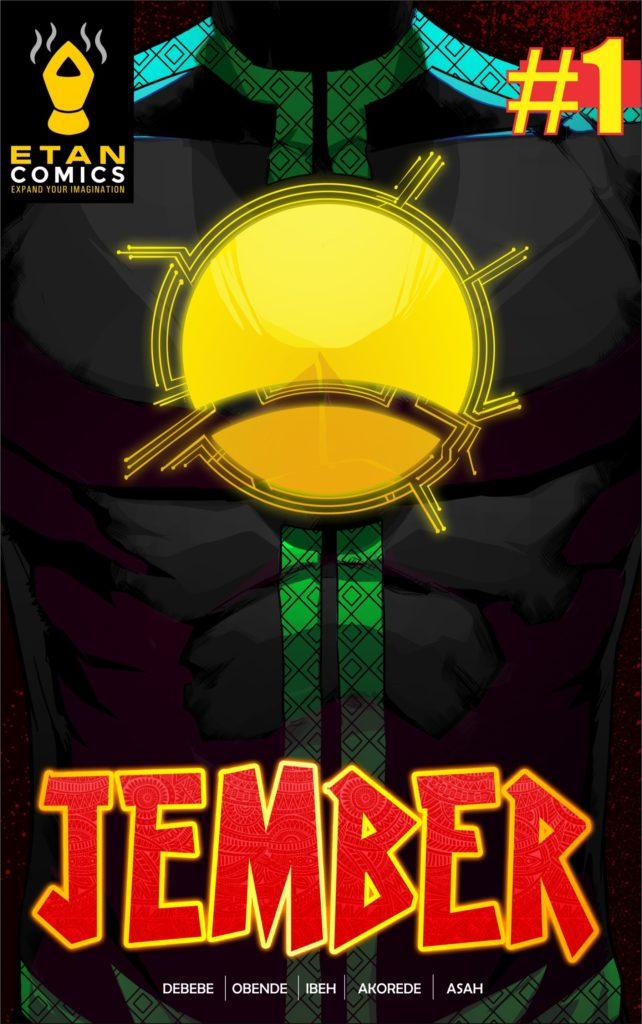 Jember Isue 1 cover