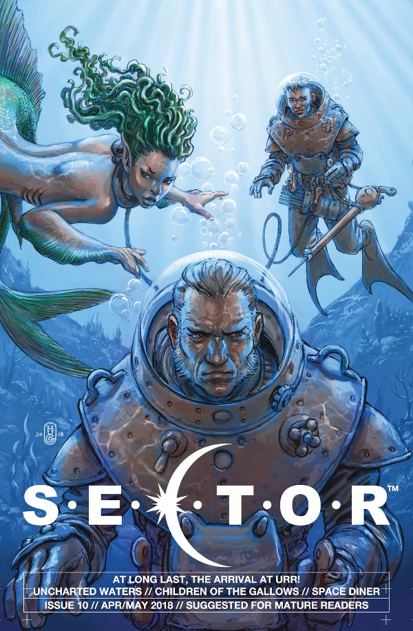Sector Comics