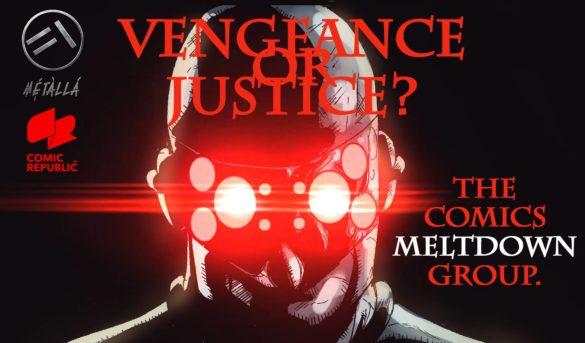 The Comics Meltdown Group x Metalla