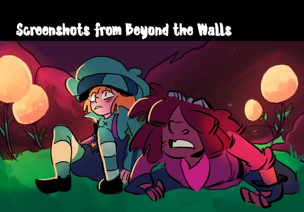 Beyond the Walls by Natasha Nayo
