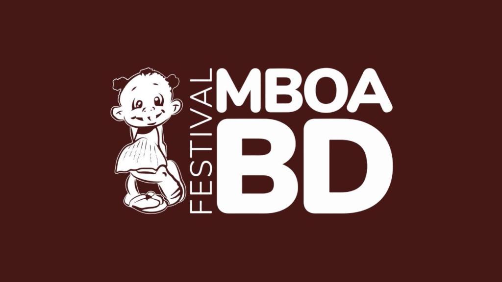 Mboa BD festival poster