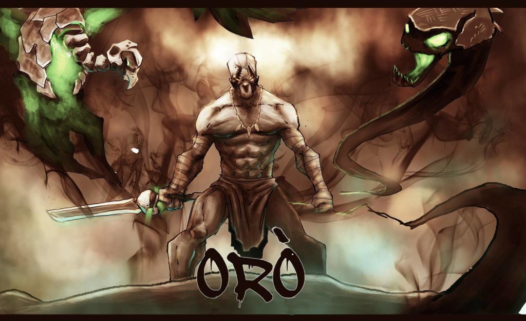 Oro by Mad Comics Nigeria