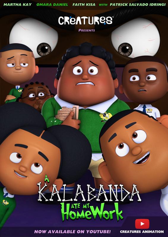 A Kalabanda Ate My Homework