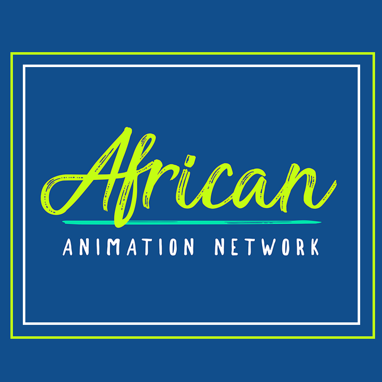 African Animation Network logo