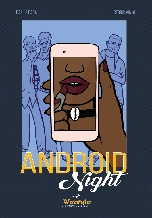 Cover of Android Night