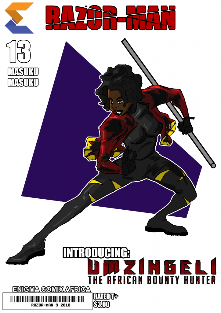 Razor-Man Umzingeli crossover