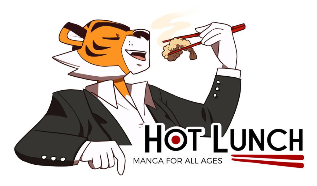 Hot Lunch manga title image