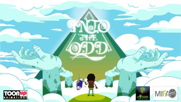 Into the Odd by Moshood Ridwan Shades winner at animation du monde