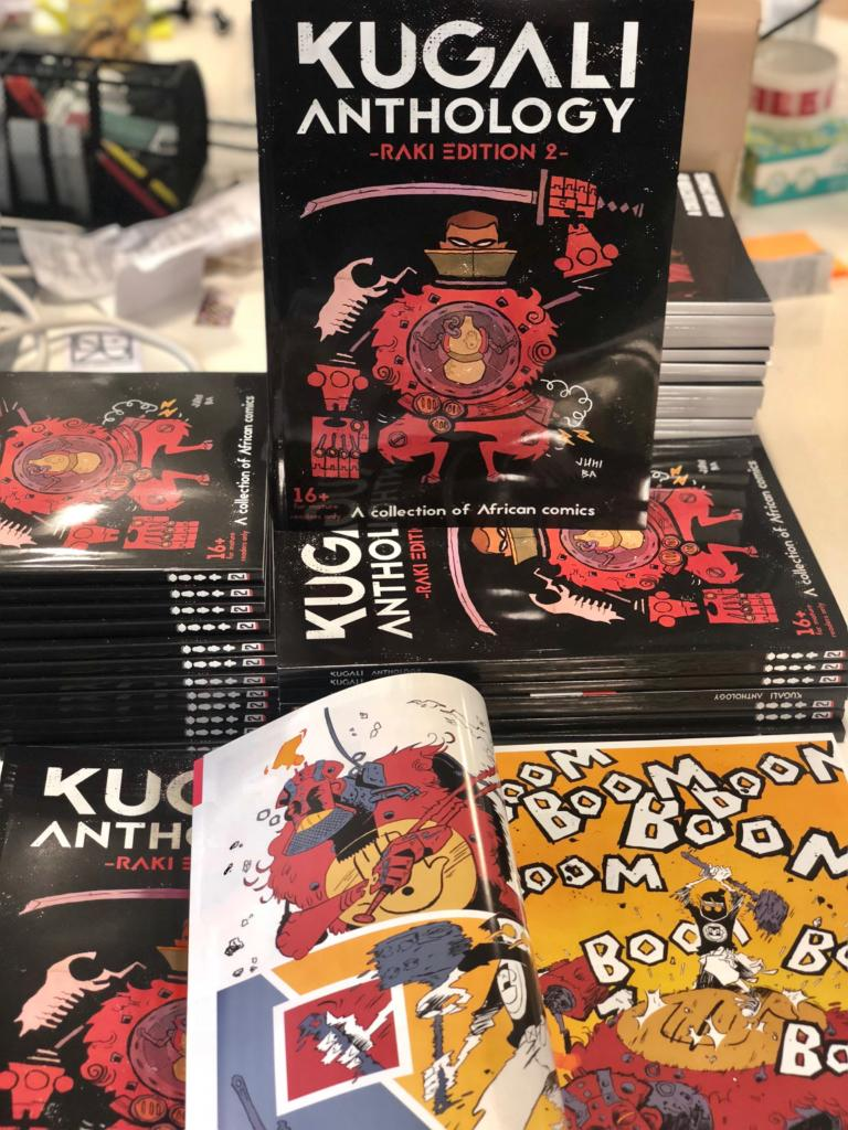 Kugali Comic Club
