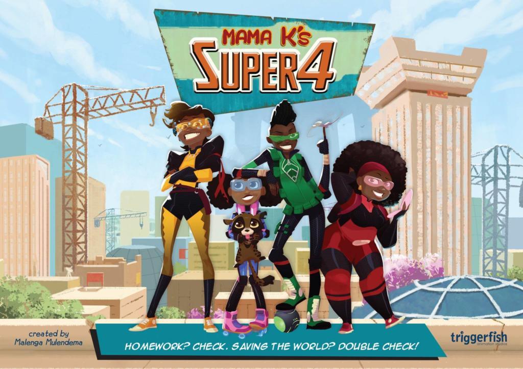 Mama K's Super 4