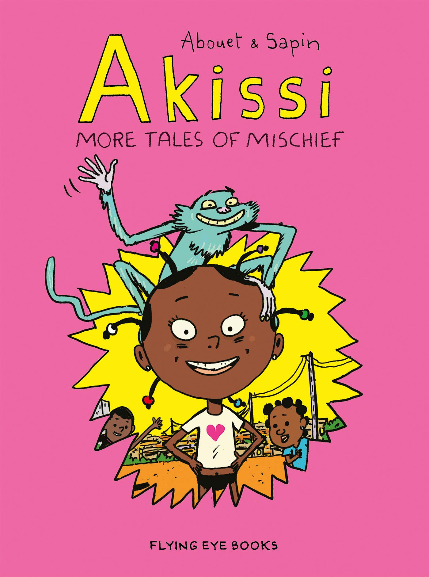 Akissi: Tales of Mischief for international day of the girl child