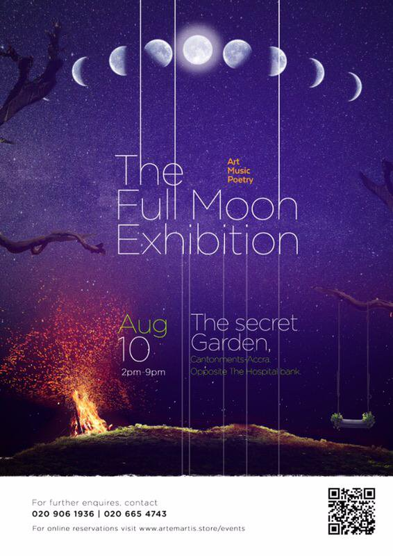 The Full Moon Exhibition