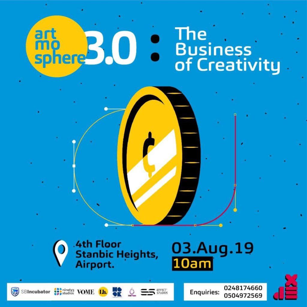 dEX Artmosphere 3.0 Business of creativity