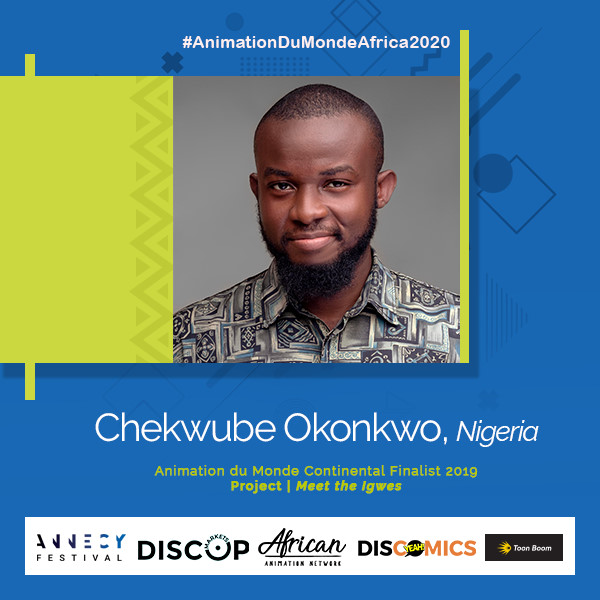 Chekwube Okonkwo Animation du Monde