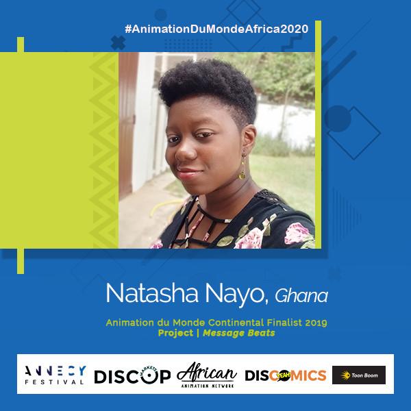 Natasha Nayo Animation du Monde