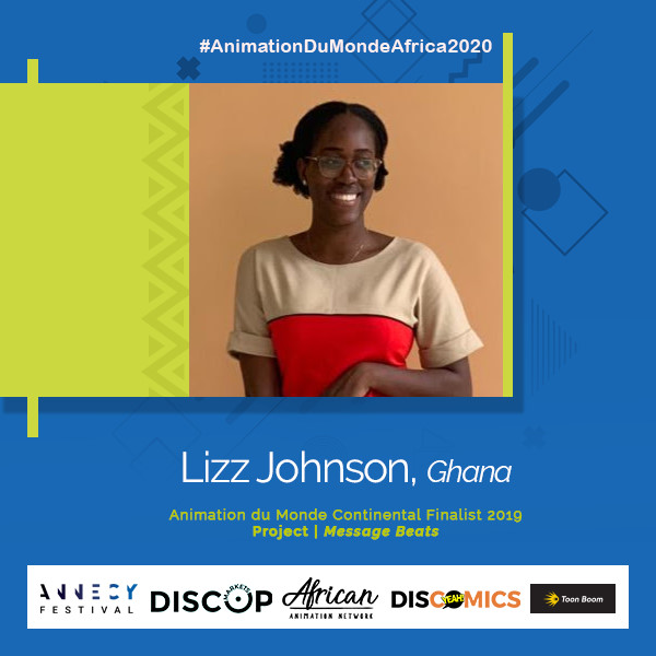 Lizz Johnson Animation du Monde