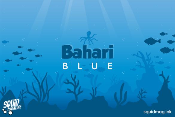 Bahari Blue