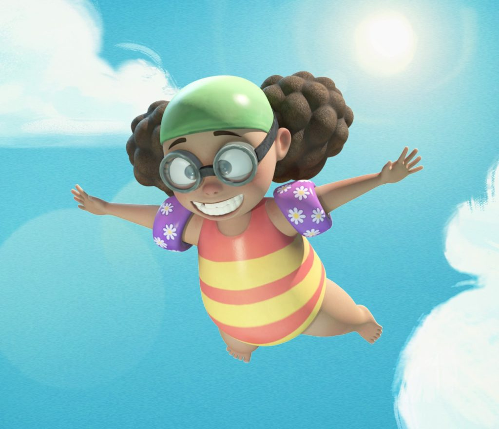 Belly Flop by Trigger Fish Animation Studio
